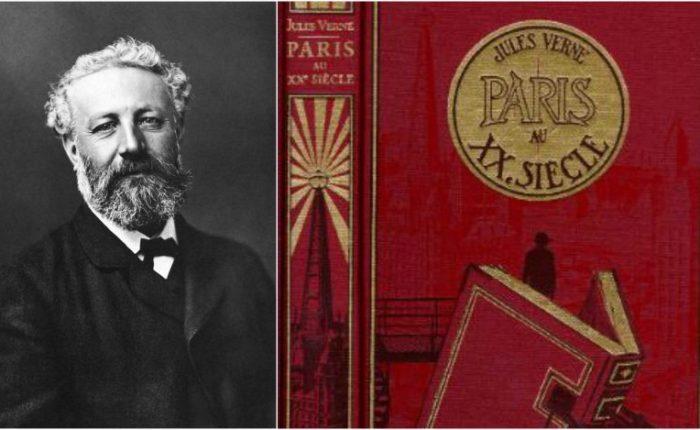 «Το Παρίσι στον 20ο αιώνα», ΙΟΥΛΙΟΣ ΒΕΡΝ |Μια δυστοπική βίβλοςπροφητείας